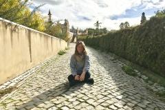 V uličkách Estoi se rádi ztratíte