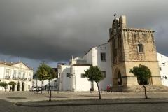 Faro, centrum Starého města