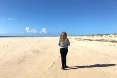 Na ostrově Ilha Deserta si budete připadat jako v ráji
