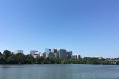 Výhled na Washington