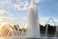 Památník Druhé světové války Washington DC